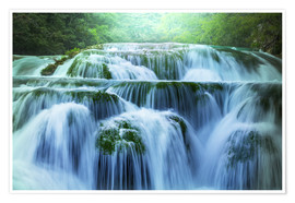 Poster  Waterfall