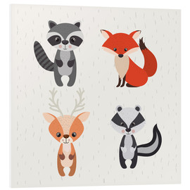 Forex  Animaux de la forêt - Kidz Collection