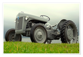 Poster  Tracteur Ford 2N
