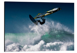 Ben Welsh - Windsurfer dans l'air