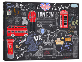 Toile  London at a glance