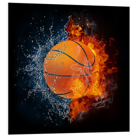 Forex  Basketball in the battle of the elements