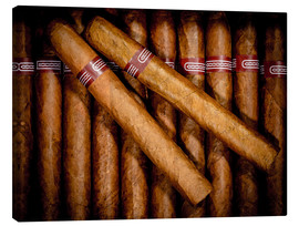 Toile  cigars