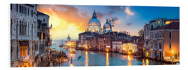Forex  Canal Grande panorama in Venice, Italy - Jan Christopher Becke