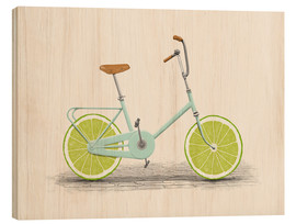 Bois  Bicyclette acide - Florent Bodart