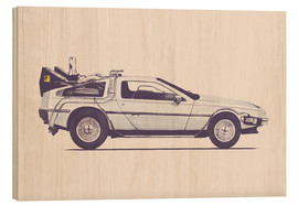 Bois  Delorean - Florent Bodart