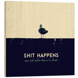 Bois  Shit Happens - Romina Lutz