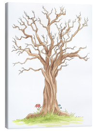 Toile  Family Tree - Nadine Conrad