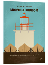 Verre acrylique  Moonrise Kingdom - chungkong