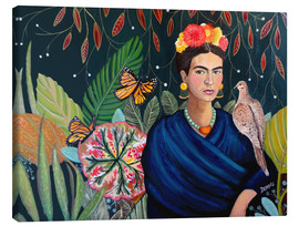 Toile  Frida - Sylvie Demers