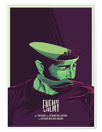 Poster  Enemy (anglais) - Fourteenlab