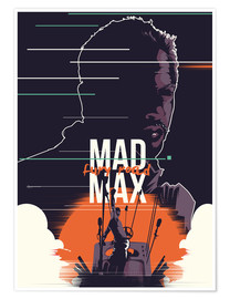Poster Mad Max fury road