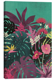 Toile  Tropical Tendencies - littleclyde