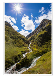 Poster Parc National Hohe Tauern