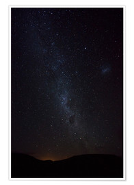 Poster  Southern starry sky - Catharina Lux