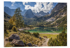 Forex  Idyllic mountain lake in the Tyrol mountains (Austria) - Christian Müringer