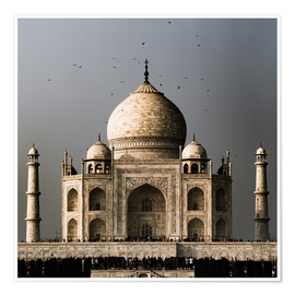 Poster The Taj Mahal