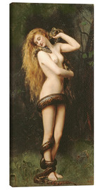 Toile  Lilith - John Collier