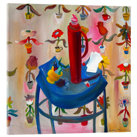 Verre acrylique  The red thermos - Diego Manuel Rodriguez