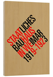 Bois  STAATLICHES BAUHAUS (VINTAGE) - THE USUAL DESIGNERS