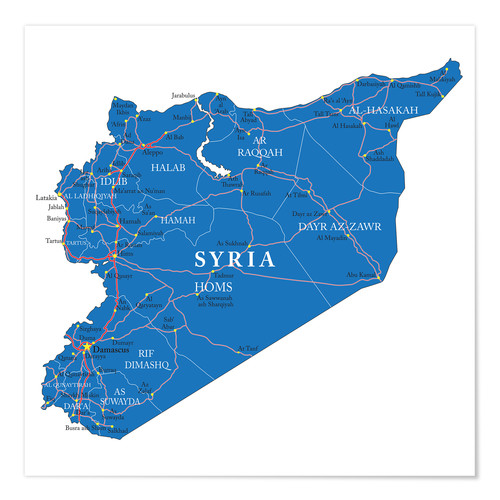 Poster Syria
