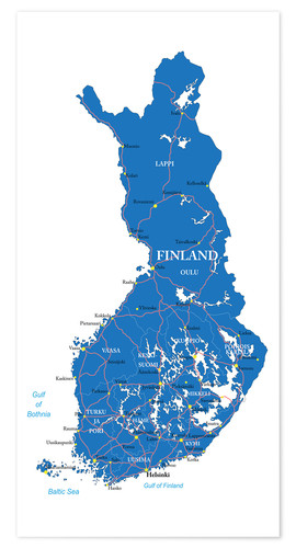 Poster Finland