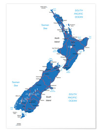 Poster  New Zealand