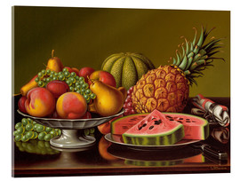 Levi Wells Prentice - Still Life with Fruit