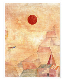 Poster  Fairy Tale - Paul Klee