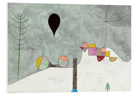 Forex  Paysage d'hiver - Paul Klee