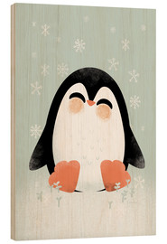 Bois  Animal Friends - The Penguin - Kanzi Lue