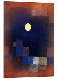 Verre acrylique  Moonrise - Paul Klee