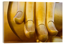 Bois  Fingers of the Buddha