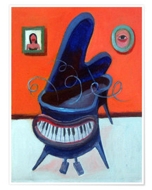 Poster The Piano Pet
