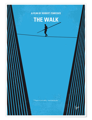 Poster The Walk : Rêver plus haut (anglais)