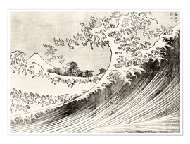 Poster The Great Wave off Kanagawa