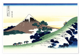 Poster inume pass in the kai province