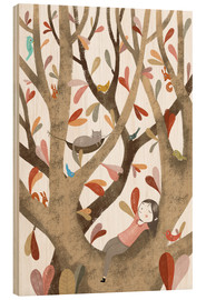 Bois  In the Tree No 2 - Judith Loske