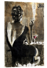 Tableau en PVC  Cocktail - Loui Jover