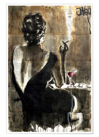 Poster  Cocktail - Loui Jover