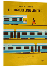 Verre acrylique  The Darjeeling Limited - chungkong