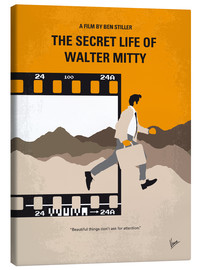Toile  The Secret Life of Walter Mitty - chungkong