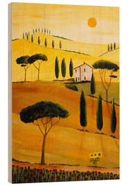 Bois  Colored Tuscany - Christine Huwer
