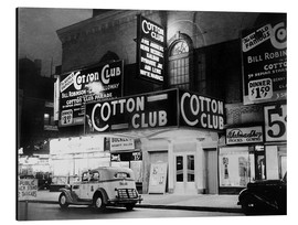Alu-Dibond  Cotton Club à Harlem, New York