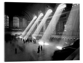 Verre acrylique  Historical Grand Central Station