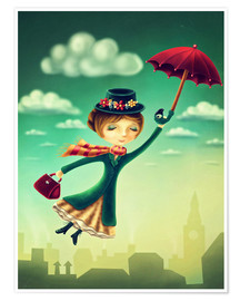 Poster Marry Poppins