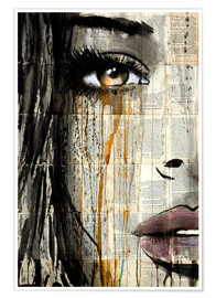 Poster  La jungle silencieuse - Loui Jover