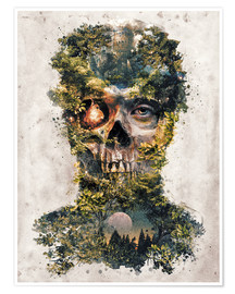 Poster  The Forest of Death - Barrett Biggers