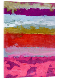 Verre acrylique  The Sky Is Falling - Ruth Palmer