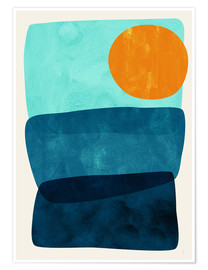 Poster  Kahuna - Tracie Andrews